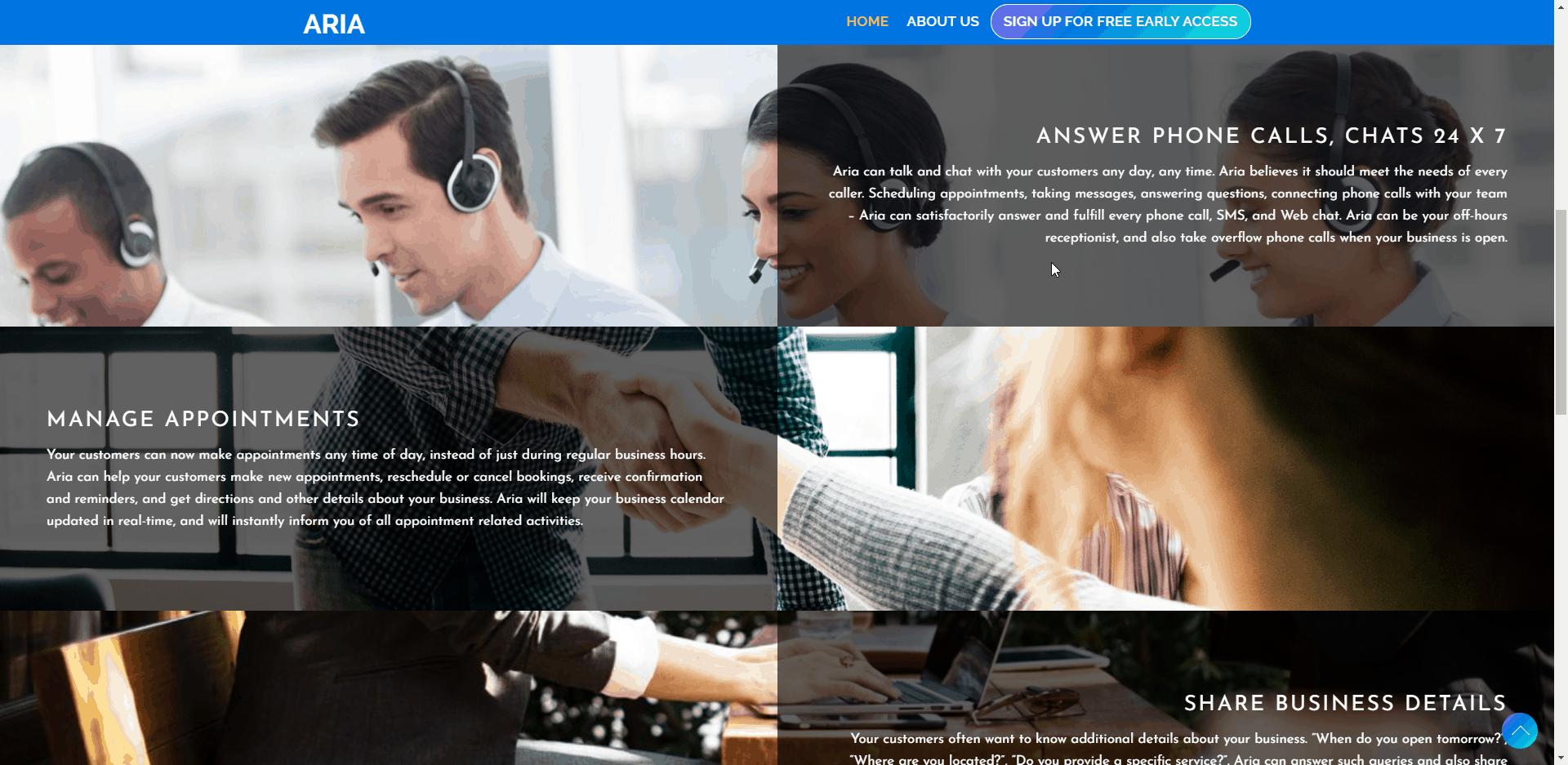 Ingage.ai - Corporate Website Design - Design- Cleverativity